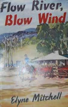 book cover of Flow River, Blow Wind