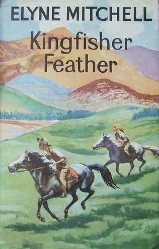 book cover of Kingfisher  Feather
