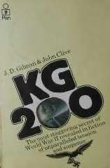 book cover of KG 200