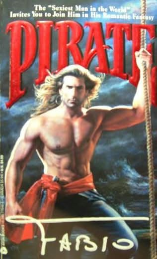 Romance Book Covers Fabio ~ Pirate by fabio