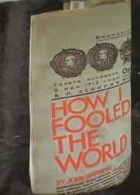 book cover of How I Fooled the World