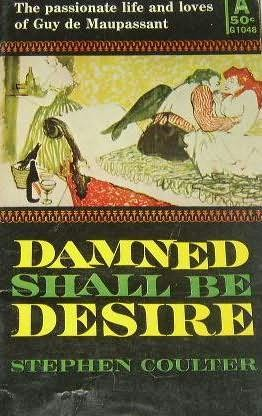 book cover of Damned Shall Be Desire