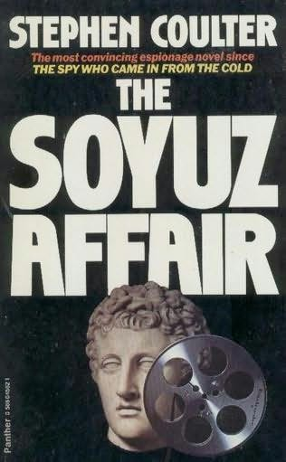 book cover of The Soyuz Affair