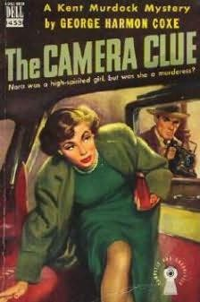 book cover of The Camera Clue