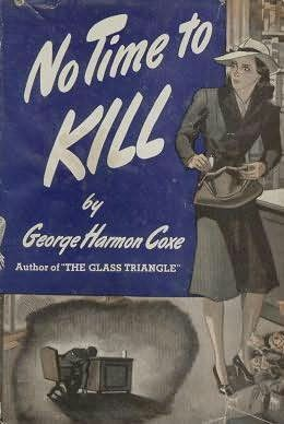 book cover of No Time to Kill