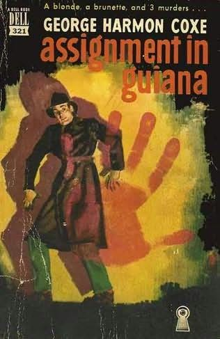 book cover of Assignment In Guiana