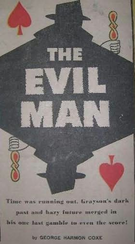 book cover of The Evil Man