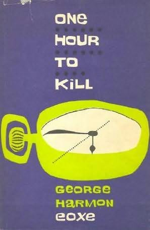book cover of One Hour To Kill