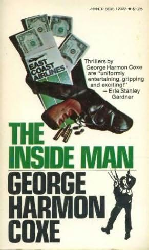 book cover of The Inside Man