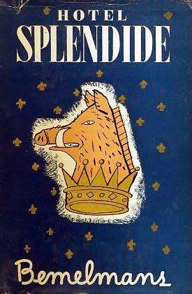 book cover of Hotel Splendide