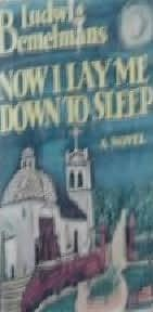 book cover of Now I Lay Me Down To Sleep