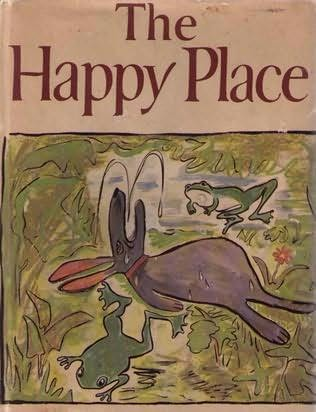 book cover of The Happy Place