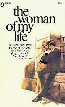 book cover of The Woman of My Life