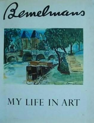 book cover of My Life in Art