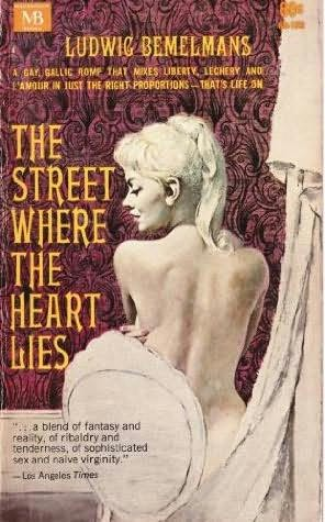 book cover of The Street Where the Heart Lies