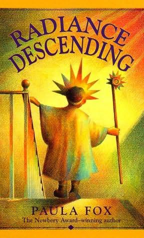 book cover of Radiance Descending