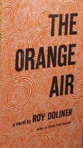 book cover of The Orange Air
