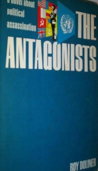 book cover of The Antagonists