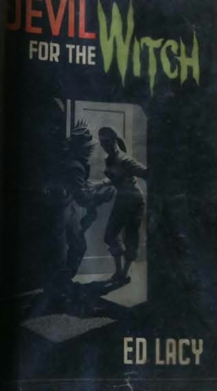 book cover of Devil for the Witch