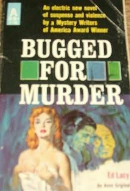 book cover of Bugged for Murder