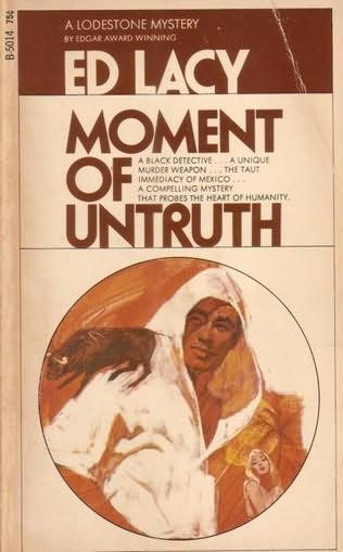 book cover of Moment of Untruth