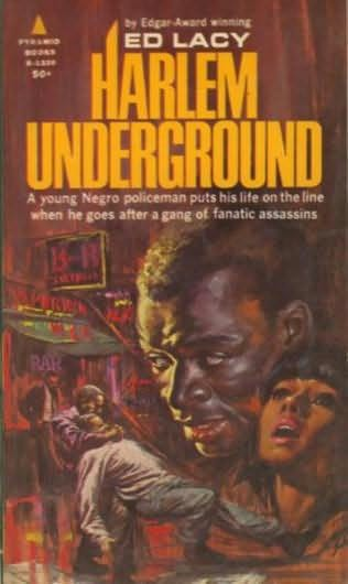 book cover of Harlem Underground