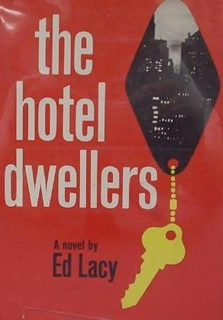 book cover of The Hotel Dwellers