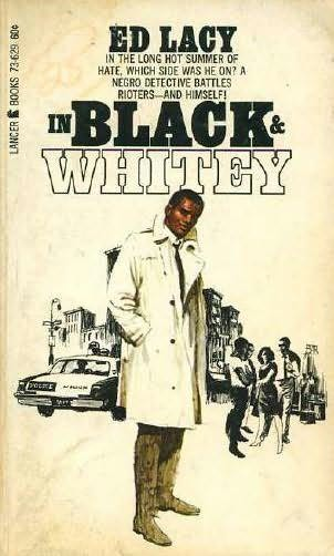 book cover of In Black & Whitey