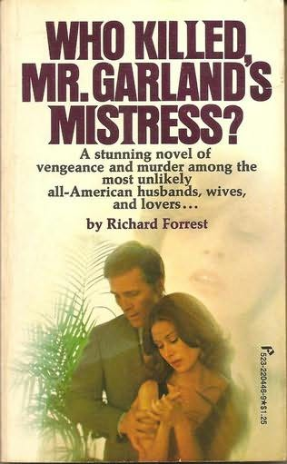 book cover of Who Killed Mr. Garland\'s Mistress?