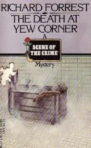 book cover of The Death At Yew Corner