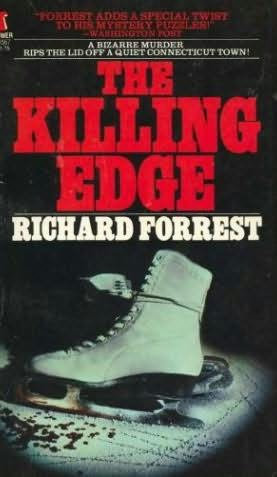 book cover of The Killing Edge