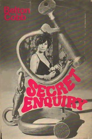 book cover of Secret Enquiry
