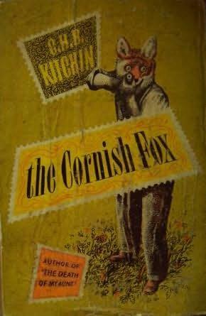 book cover of The Cornish Fox