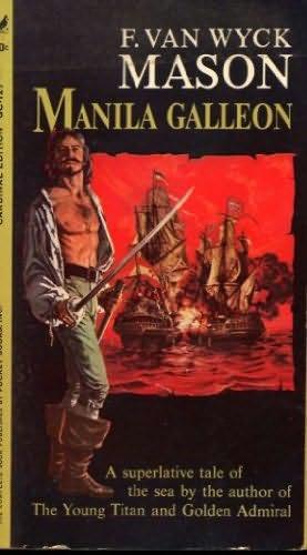book cover of Manila Galleon