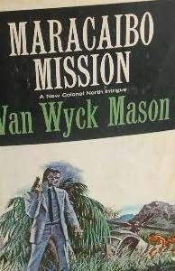 book cover of Maracaibo Mission
