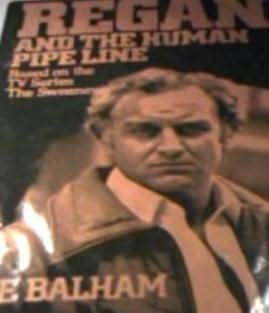 book cover of Regan And The Human Pipe Line