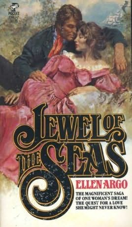 book cover of Jewel of the Seas