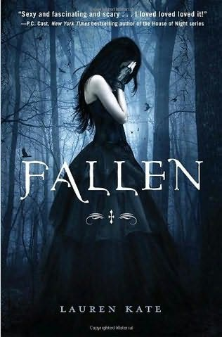 book cover of   Fallen    (Fallen, book 1)  by  Lauren Kate