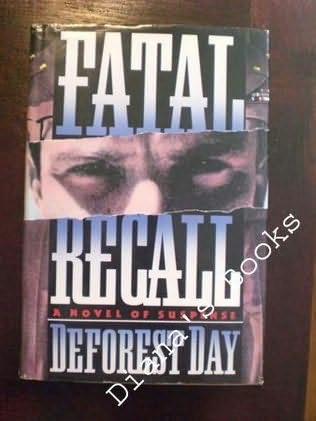 book cover of Fatal Recall