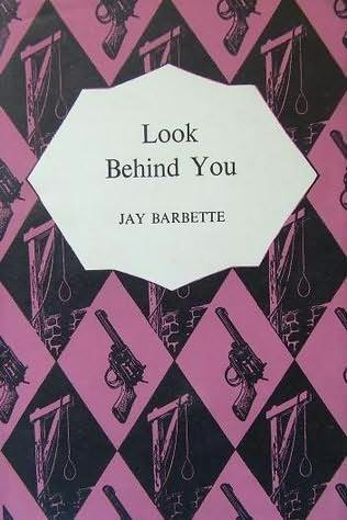 book cover of Look Behind You