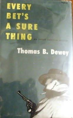 book cover of Every Bet\'s a Sure Thing