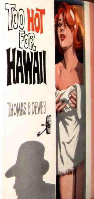 book cover of Too Hot for Hawaii