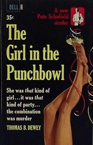 book cover of The Girl in the Punchbowl