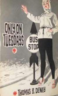 book cover of Only On Tuesdays