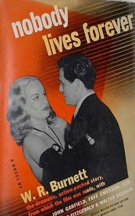 book cover of Nobody Lives Forever