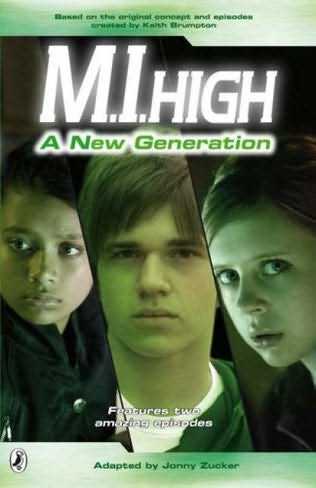 book cover of A New Generation