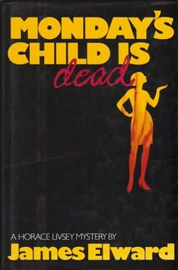 book cover of Monday\'s Child Is Dead
