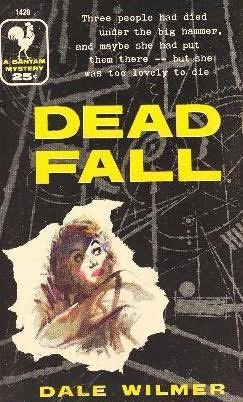 book cover of Dead Fall