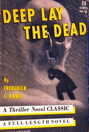 book cover of Deep Lay the Dead