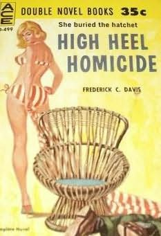 book cover of High Heel Homicide